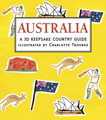 9780763675059: Australia: A 3D Keepsake Country Guide (Panorama Pops)