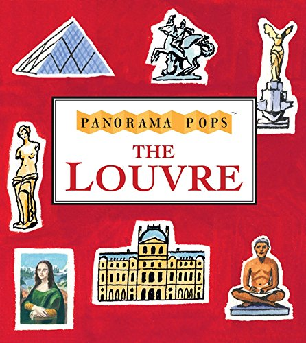 9780763675066: The Louvre: A 3D Expanding Pocket Guide (Panorama Pops)
