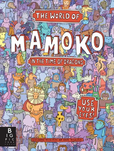 9780763675189: The World of Mamoko in the Time of Dragons