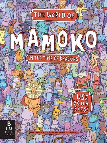 The World of Mamoko in the Time of Dragons: Aleksandra Mizielinska