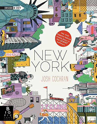 9780763675202: Inside and Out: New York