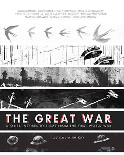 9780763675547: The Great War: Stories Inspired by Items from the First World War
