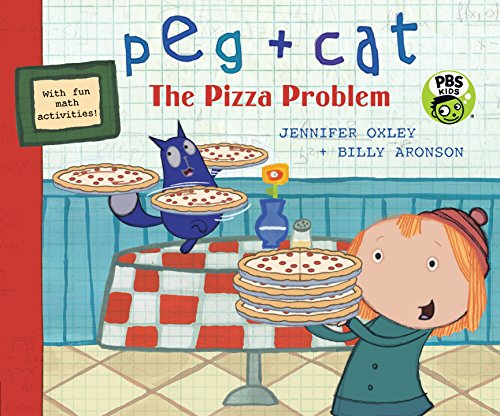 9780763675592: Peg + Cat: The Pizza Problem