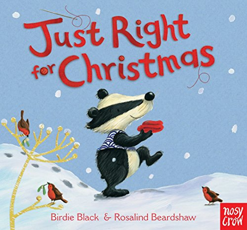 Just Right for Christmas: Birdie Black