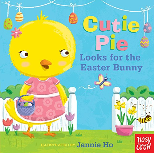 9780763675998: Cutie Pie Looks for the Easter Bunny: A Tiny Tab Book