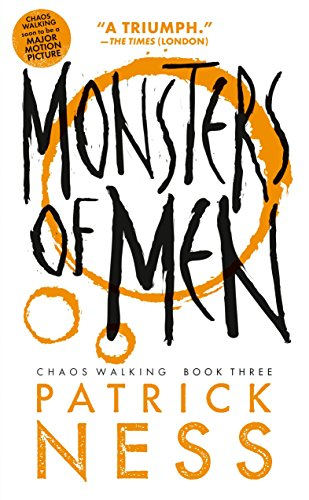 9780763676193: Monsters Of Men (Chaos Walking)