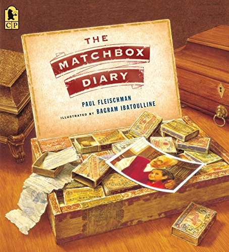 9780763676384: The Matchbox Diary