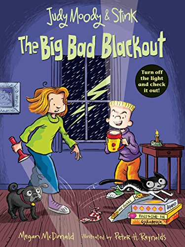 9780763676650: Judy Moody and Stink: The Big Bad Blackout