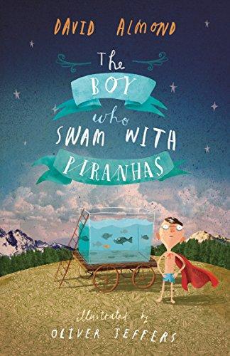 9780763676803: The Boy Who Swam with Piranhas