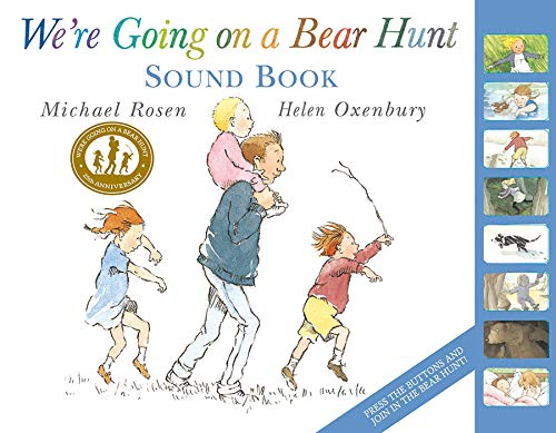 9780763677022: We're Going on a Bear Hunt: Sound Book