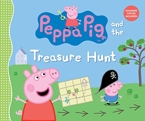 9780763677039: Peppa Pig and the Treasure Hunt