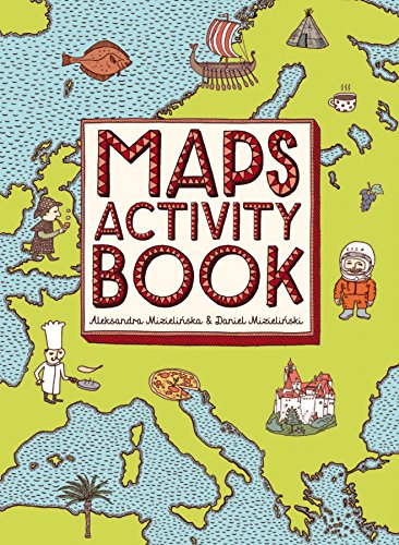 9780763677718: Maps Activity Book