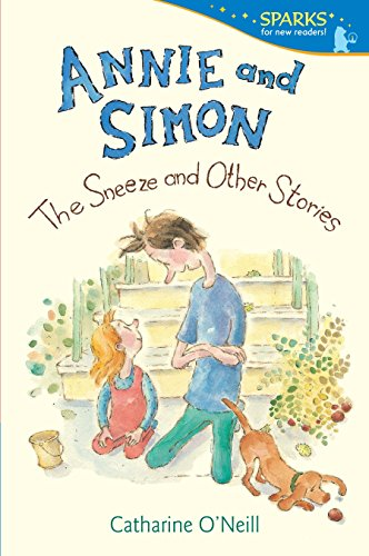 9780763677886: Annie and Simon: The Sneeze and Other Stories