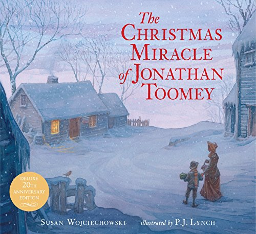 9780763678227: The Christmas Miracle of Jonathan Toomey