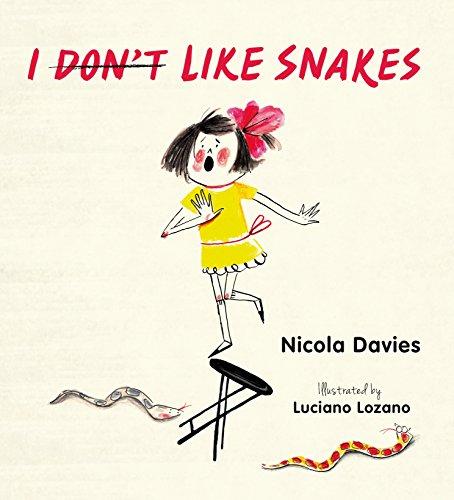 9780763678319: I (Don't) Like Snakes