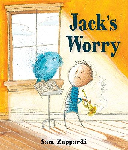 9780763678456: Jack's Worry