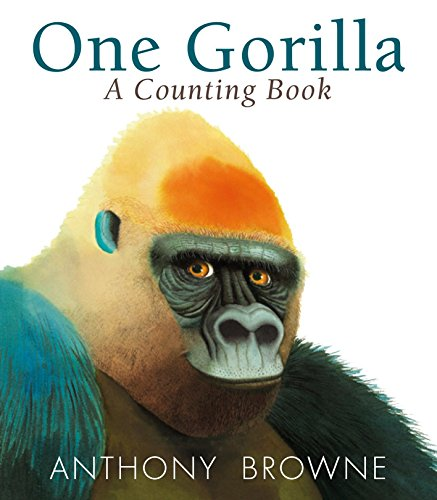9780763679156: One Gorilla: A Counting Book