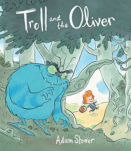 9780763679569: Troll and the Oliver