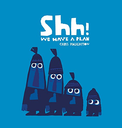 9780763679774: Shh! We Have A Plan
