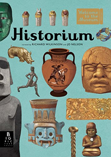 Historium: Welcome to the Museum (Hardcover): Jo Nelson