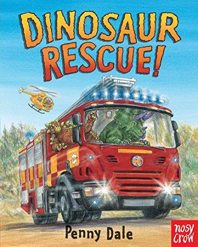 9780763680008: Dinosaur Rescue!