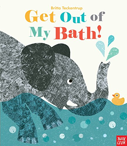 9780763680060: Get Out of My Bath!