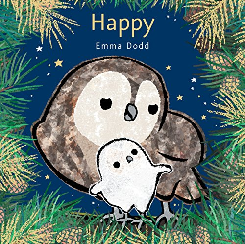 9780763680084: Happy (Emma Dodd's Love You Books)