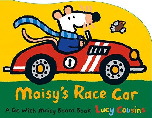 9780763680114: Maisy's Race Car