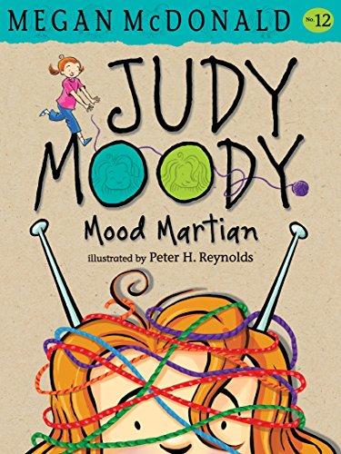 9780763680152: Judy Moody, Mood Martian