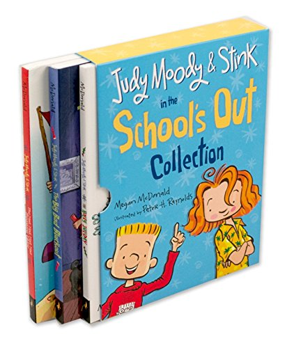 9780763680183: Judy Moody and Stink in the School's Out Collection