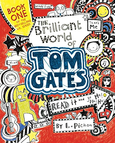 9780763680688: The Brilliant World of Tom Gates