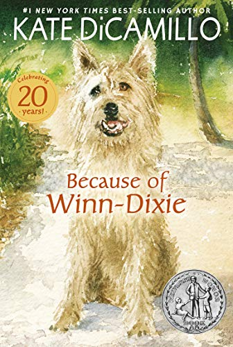 9780763680862: Because of Winn-Dixie