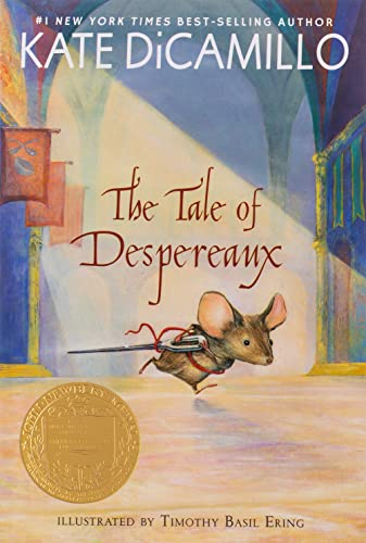 9780763680893: The Tale of Despereaux: Being the Story of a Mouse, a Princess, Some Soup, and a Spool of Thread