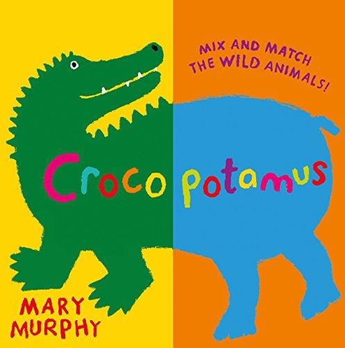 9780763681029: Crocopotamus: Mix and match the wild animals!