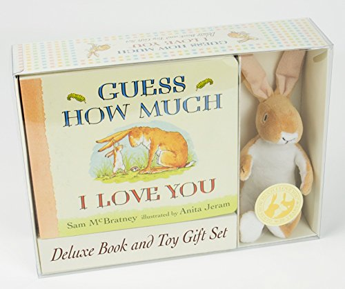 9780763681081: Guess How Much I Love You: Deluxe Book and Toy Gift Set [With Toy Rabbit]