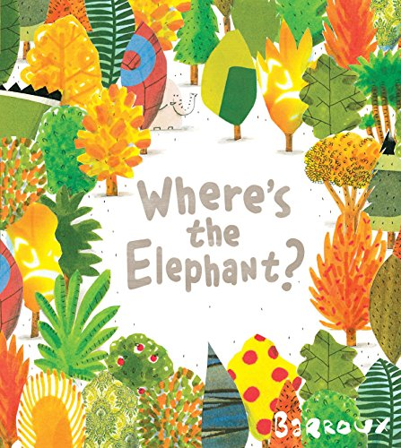 9780763681104: Where's the Elephant?