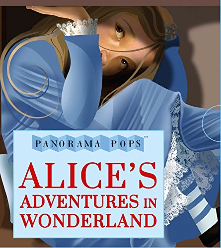 9780763681876: Alice's Adventures in Wonderland: Panorama Pops