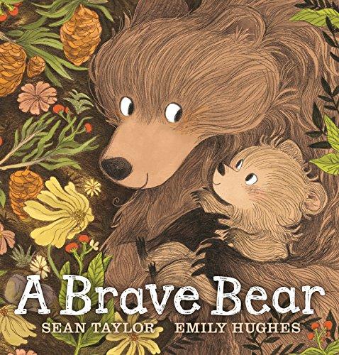 9780763682248: A Brave Bear