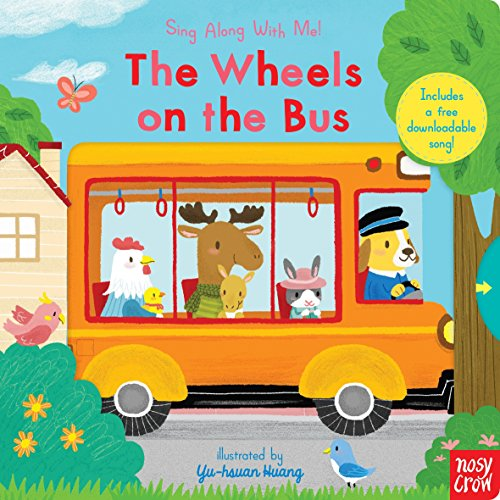 9780763686482: The Wheels on the Bus: Sing Along with Me!