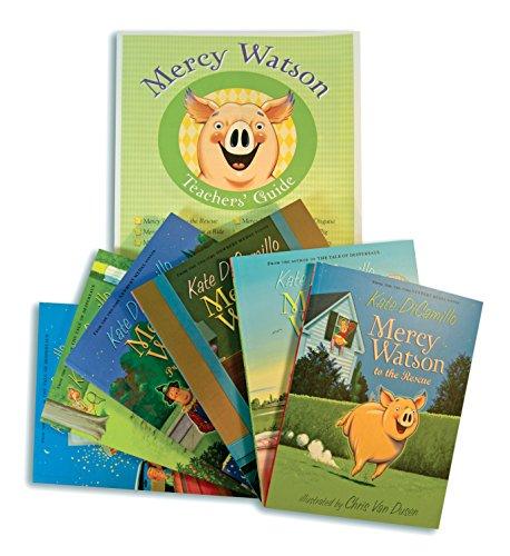 9780763687045: Mercy Watson Thinks Like a Teacher Classroom Set