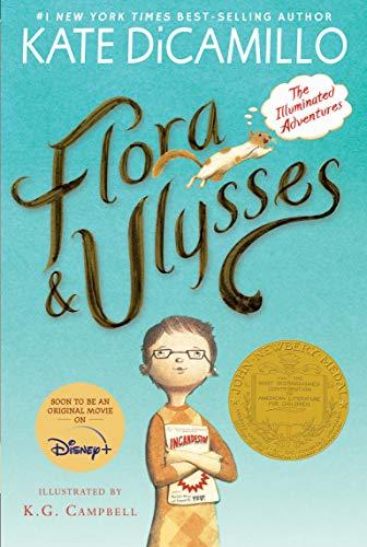 9780763687649: Flora & Ulysses: The Illuminated Adventures