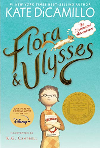 9780763687649: Flora and Ulysses: The Illuminated Adventures