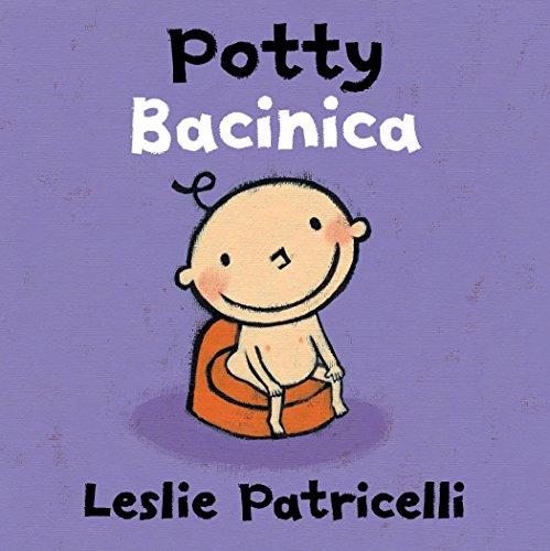 9780763687779: Potty/Bacinica (Leslie Patricelli board books) (Spanish Edition)