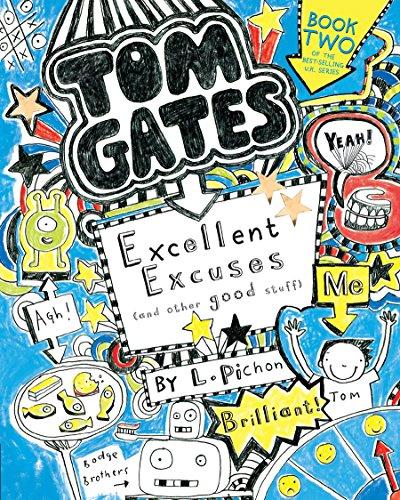 9780763687809: TOM GATES EXCELLENT EXCUSES (A: 2