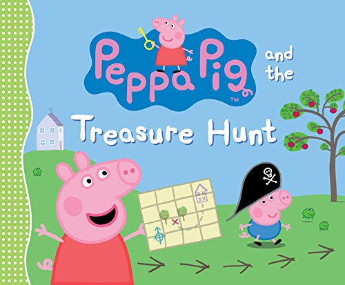 9780763688134: Peppa Pig and the Treasure Hunt