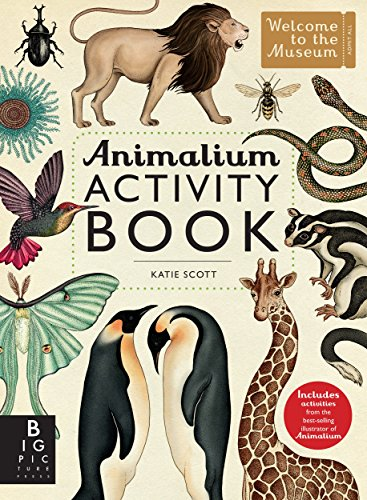 9780763689193: Animalium Activity Book