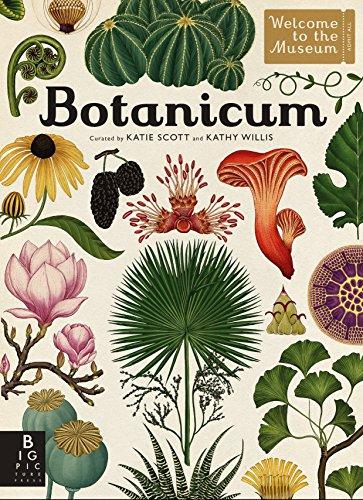 9780763689230: Botanicum: Welcome to the Museum