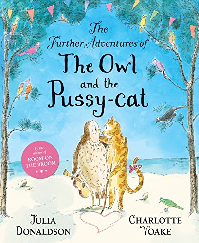 9780763690816: The Further Adventures of the Owl and the Pussy-cat