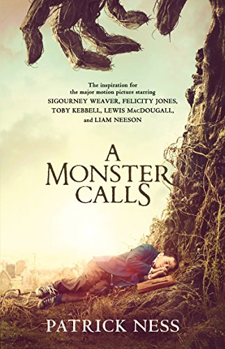 Stock image for A Monster Calls: A Novel (Movie Tie-in): Inspired by an idea from Siobhan Dowd for sale by SecondSale