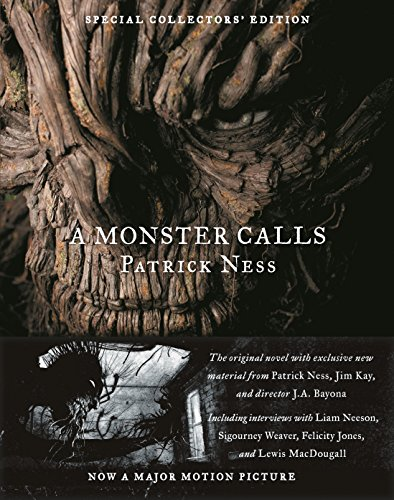 9780763692384: A Monster Calls: Special Collectors' Edition (Movie Tie-in): Inspired by an idea from Siobhan Dowd